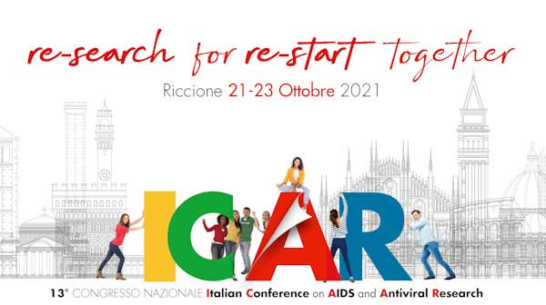 ICAR 2021 Deadline per gli Abstract - re-search for re-start together